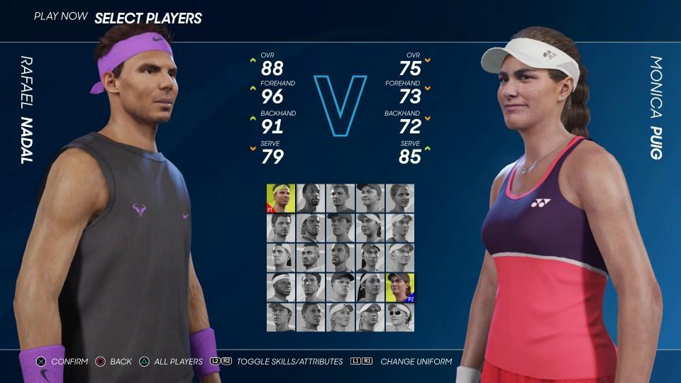 Review ao tennis 2 tiener