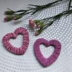 Valentijnsknutsel voor kinderen: mijn hart klopt voor jou