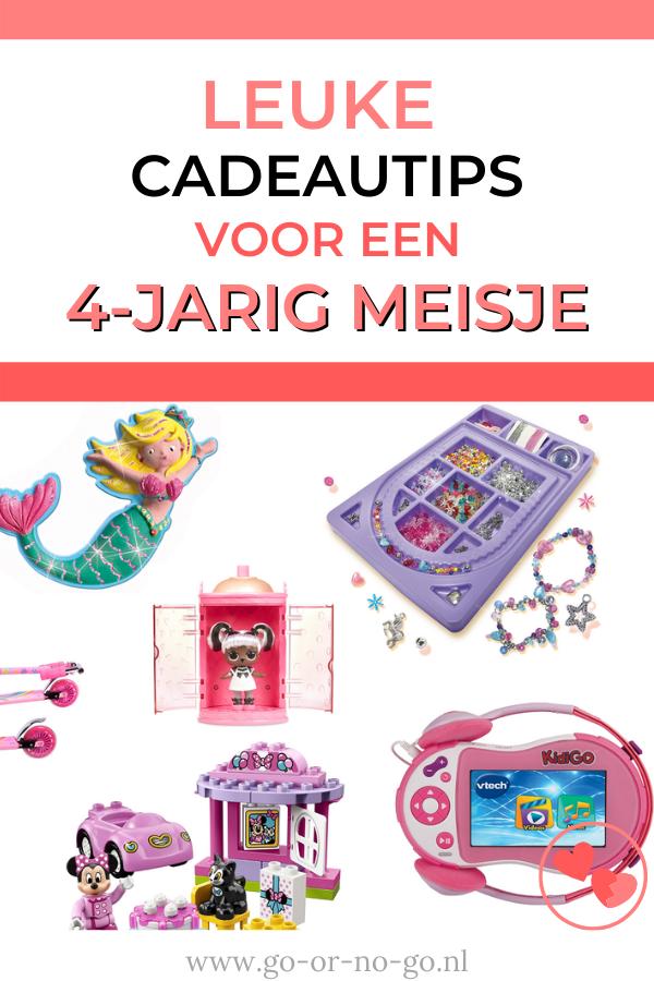 Ben je op zoek naar leuke cadeautips voor een 4-jarig meisje? Kijk zeker hier! Wij hebben de goede tips voor de leukste cadeaus voor een 4-jarig meisje.