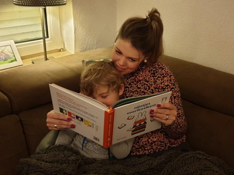 nijntje voorlezen aan je kind
