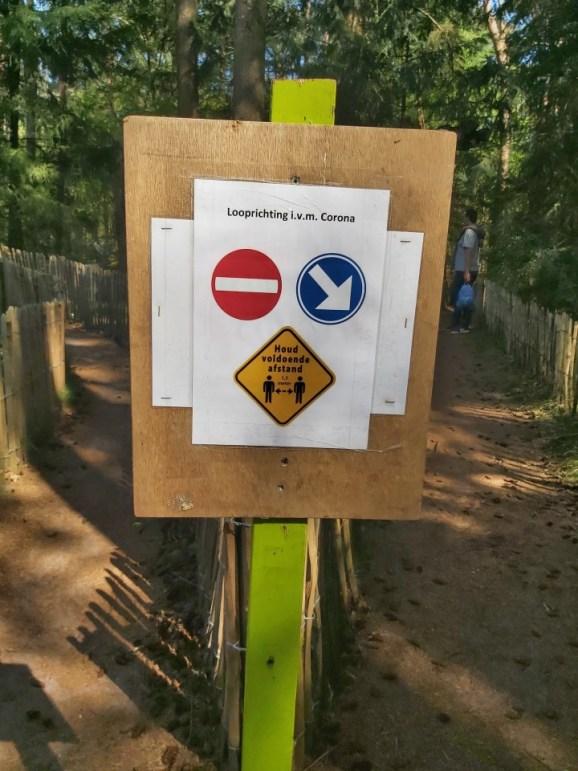 corona maatregelen bos Naar het bos tijdens de anderhalvemetersamenleving