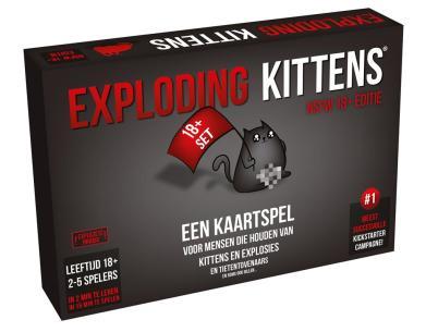 exploding kittens 18+ review