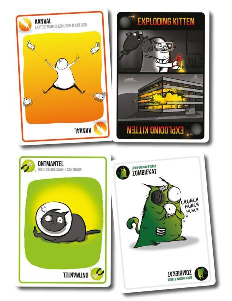 NOPE! | { Review } | Exploding Kittens