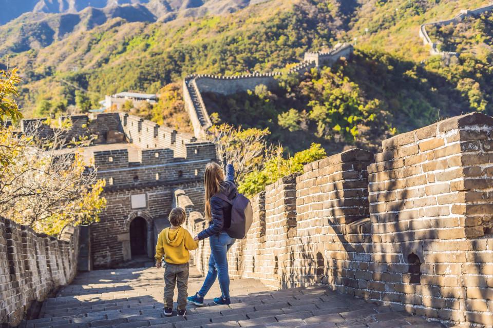 China met kinderen: Go or No Go?