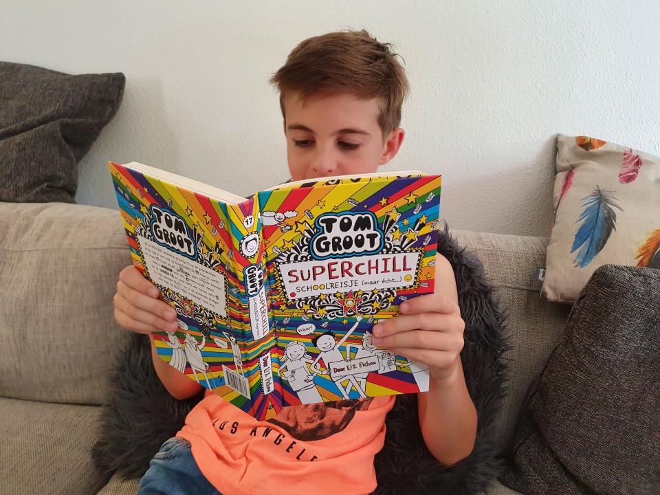 Tom Groot - Superchill schoolreisje (maar echt...) Facts