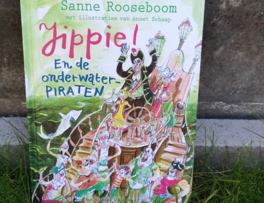 Jippie! En de onderwater-piraten review recensie.