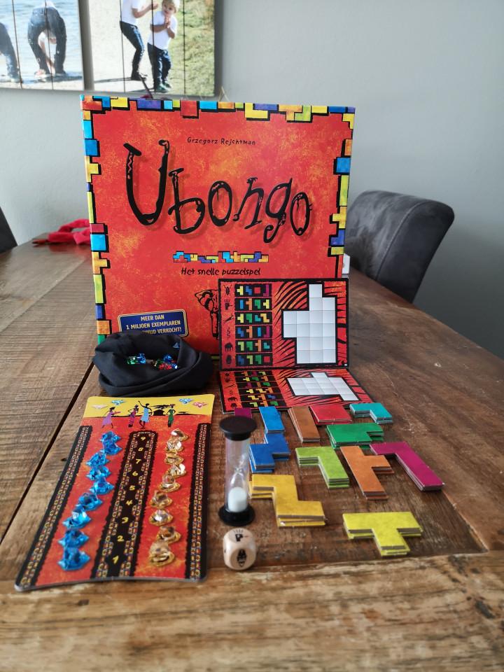 review ubongo