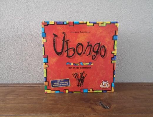 { Review } | Speluitleg Ubongo van White Goblin