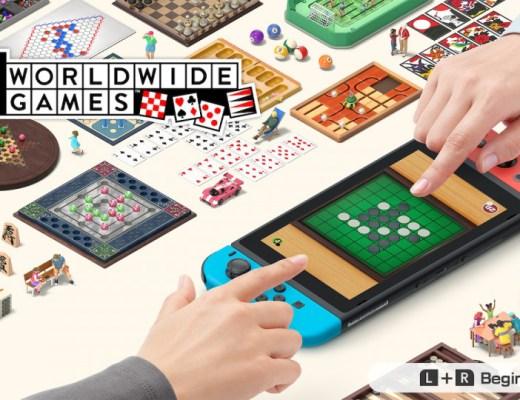 { Review } | 51 Worldwide Games voor de Nintendo Switch