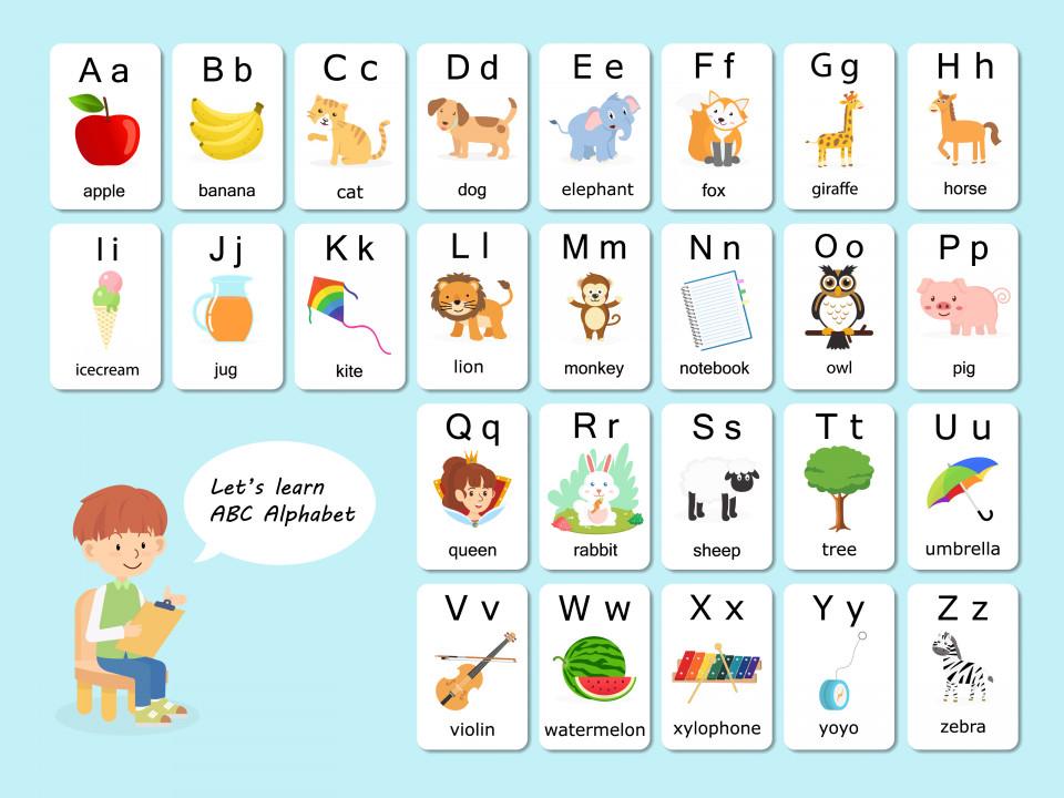 Thuis je kinderen Engels leren doe je zo!
