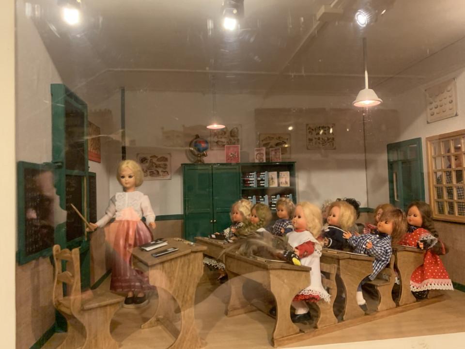 Het Oude Ambachten & Speelgoed museum