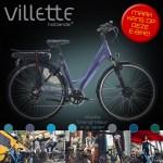Voordelen van de elektrische fiets + WIN!!