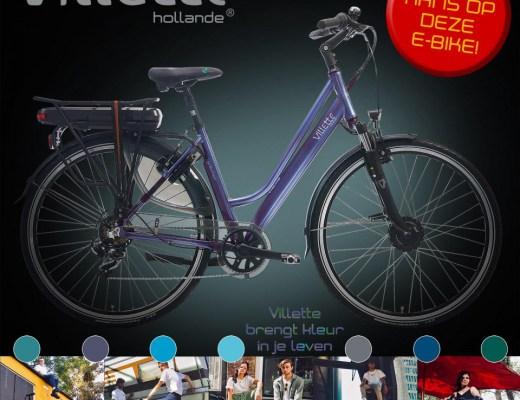 win een elektrische fiets voordelen elektrische fiets