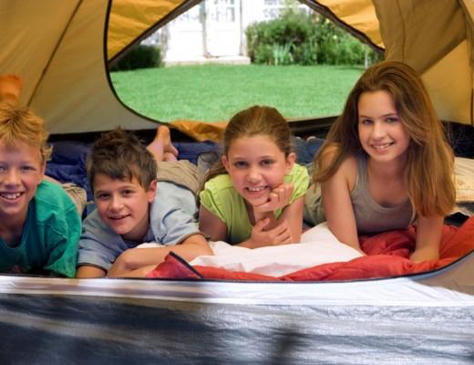 Staycation: besparen op je vakantie met kinderen