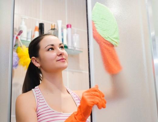 badkamer poetsen tips