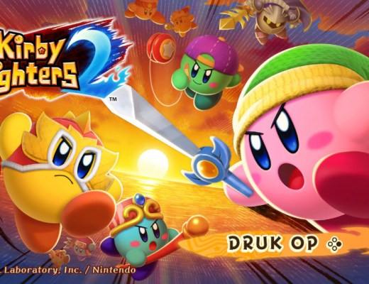 review Kirby Fighters 2 voor de Nintendo Switch
