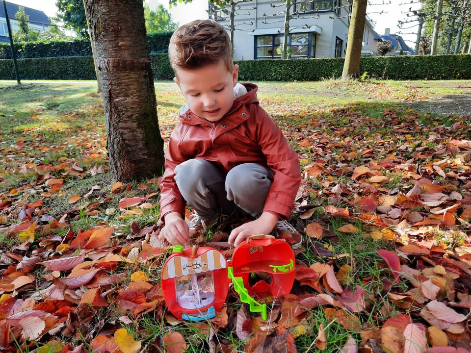 Klorofil: de verrukkelijke appel speelset