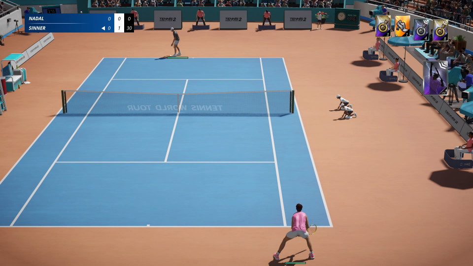 { Review }   Tennis World Tour 2