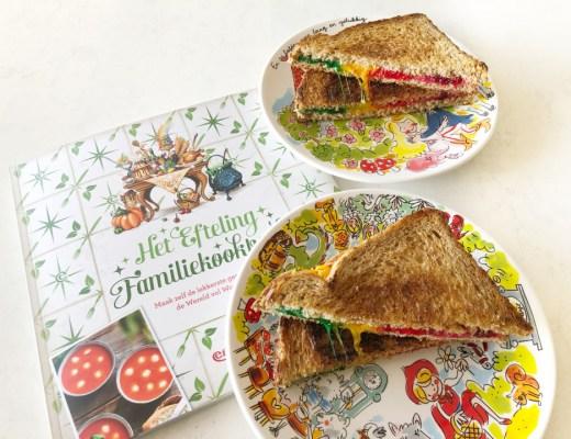 { Review } | Het Efteling Familiekookboek