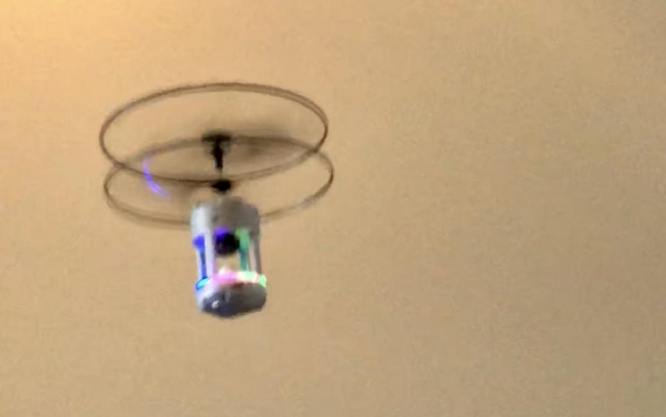 { Review } | Geestenvlucht - het spel met een drone!