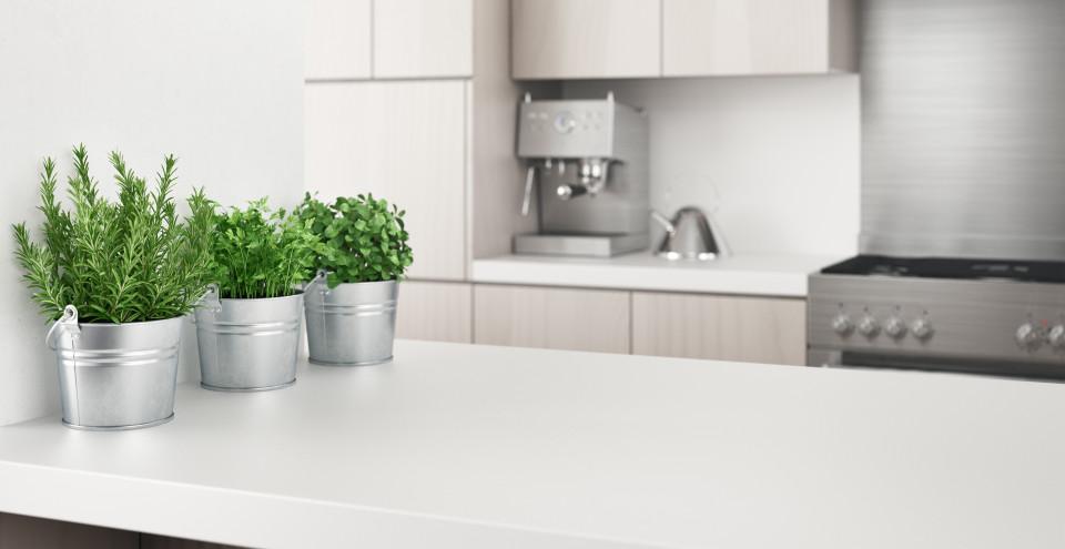 Een leeg werkblad of niet: hoe ziet jouw keuken eruit?