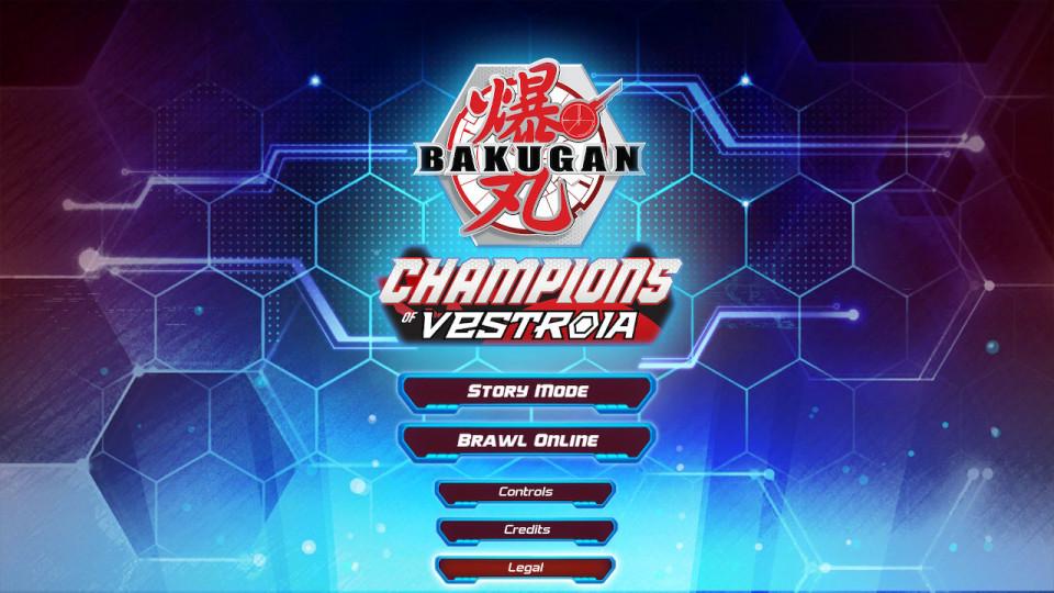 Bakugan: Champions of Vestroia voor de Nintendo Switch