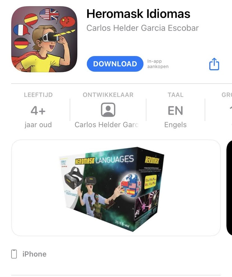 heromask app
