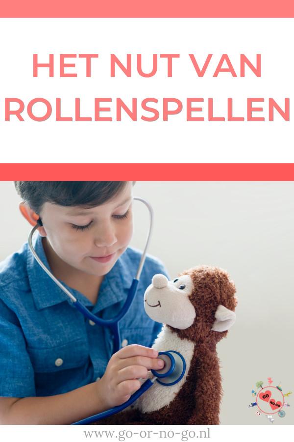 Wat is het nut van rollenspel? En hoe kun je rollenspellen stimuleren bij kinderen? In deze blog lees je hier alles over! #rollenspel