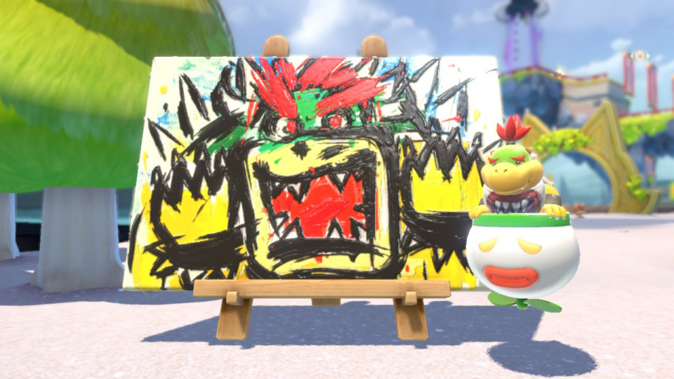 Super Mario 3D world + Bowser's Fury Facts