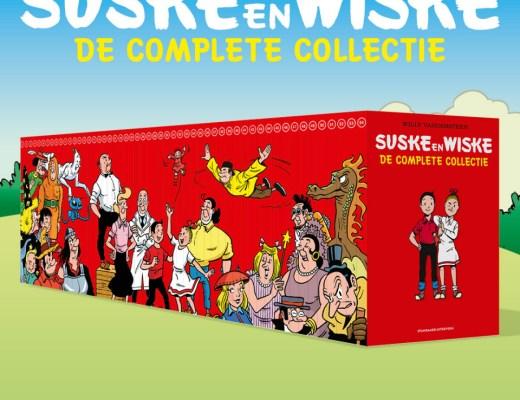 Heb jij thuis ook een grote Suske en Wiske fan in huis? Je kunt nu de Suske en Wiske verzamelcollectie via crowdfunding kopen.