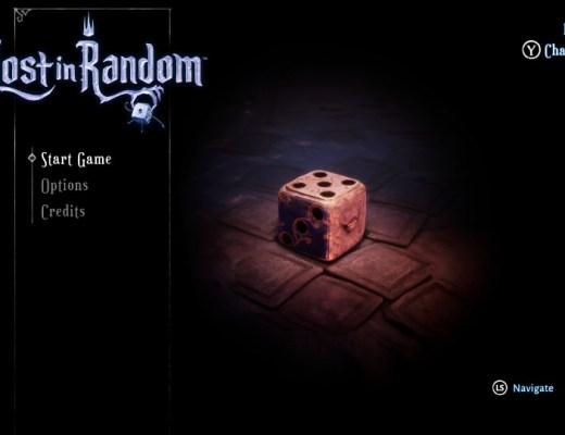 lost in random xbox x series
