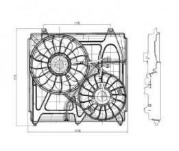 04 Kia Sorento Radiator ~ Best KIA