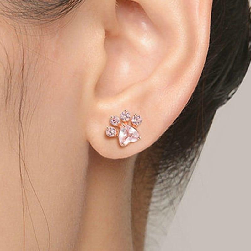 Paw Earrings For Women