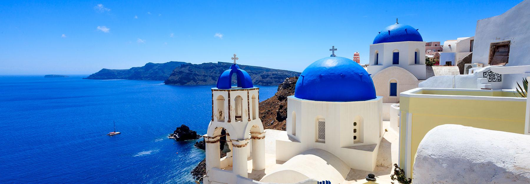 Greece Vacations With Airfare Trip To Greece From Go Today