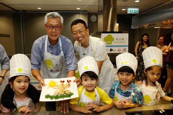 Cook. Save Health And Food Education Campaign