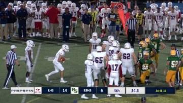 Bryan Station vs Lafayette – HS Football