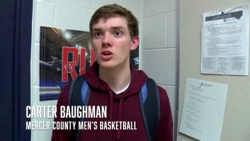 Carter Baughman after big win vs Rockcastle Co.