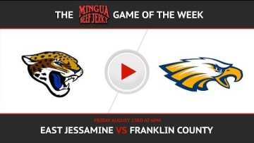 East Jessamine vs Franklin County – High School Football