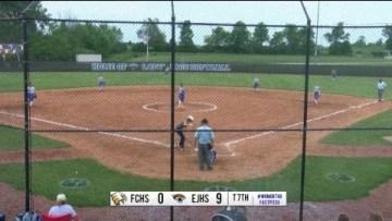Franklin County at East Jessamine – HS Softball