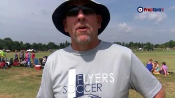 Franklin County Girls Soccer Head Coach Jon Sutphin