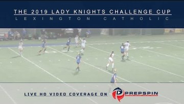 Lexington Catholic v Sacred Heart – Girls High School Soccer