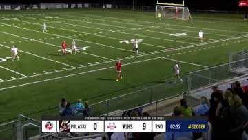 West Jessamine vs Pulaski County – Girls HS Soccer