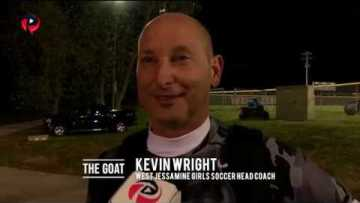 WJHS GS Coach Kevin Wright post game interview | 10-17-19