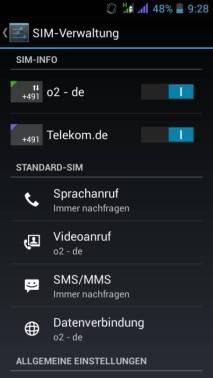 KAZAM Mobile Thunder Q4.5 Test