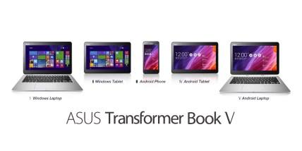 ASUS Transformer Book V