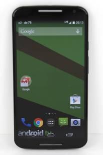 Motorola Moto X (2014) Test
