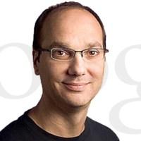 Android Erfinder Andy Rubin fordert Google und Apple heraus