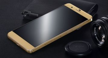 Honor 6 Plus Gold