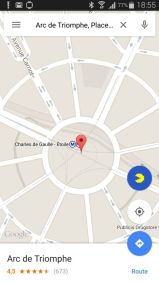 Google Maps Aprilscherz 2015