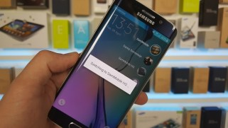 Samsung Galaxy S6 edge Gastmodus